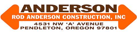 Rod Anderson Construction
